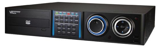 HD-SDI防犯用デジタルレコーダー写真