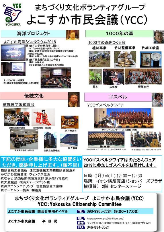 それぞれのプロジェクトを紹介したポスター