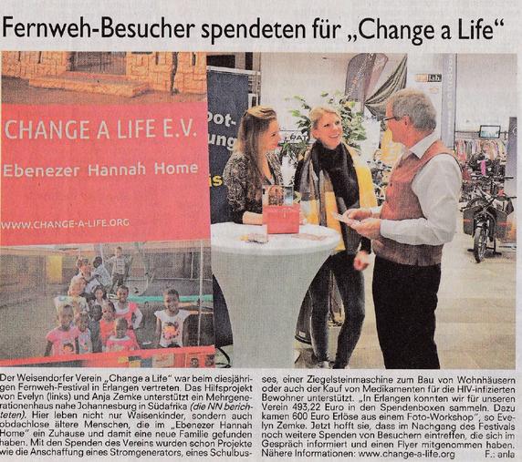 Veröffentlicht in den Nürnberger Nachrichten November 2018