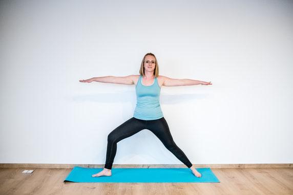 Yoga im Gemeindehaus Weiherhof