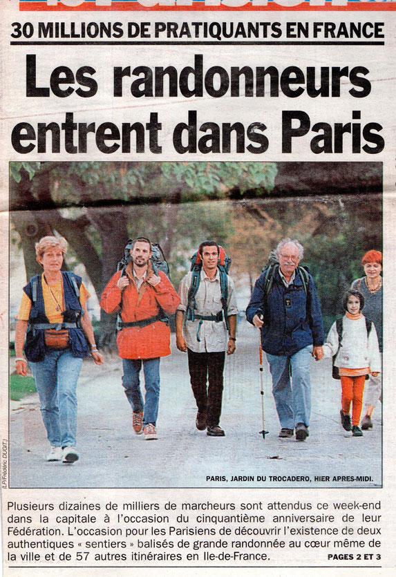 Le Parisien Seine-et-marne 4 et 5 octobre 1997