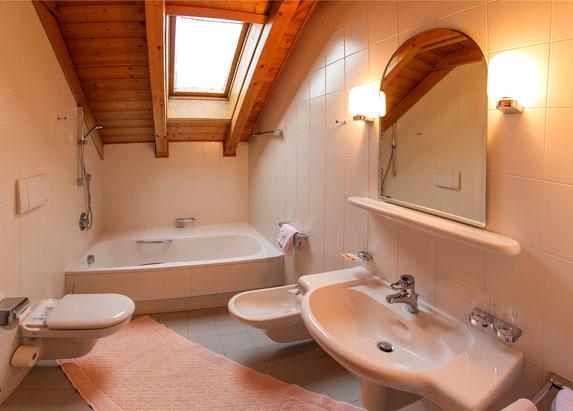 Gasthof Obermair Ehrenburg Kiens Pustertal Südtirol Italien Hotel Zimmer