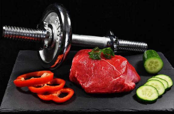 Strenge Diäten gehören zur Tagesordnung.