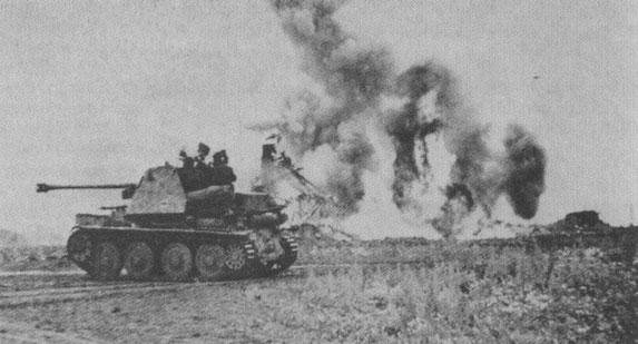 La grande famille des Marder III donne une nouvelle jeunesse au châssis du Panzer 38 (t)