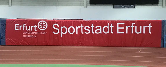 Die große Wettkampf- und Trainingshalle sind ein Glücksfall für den Sport!