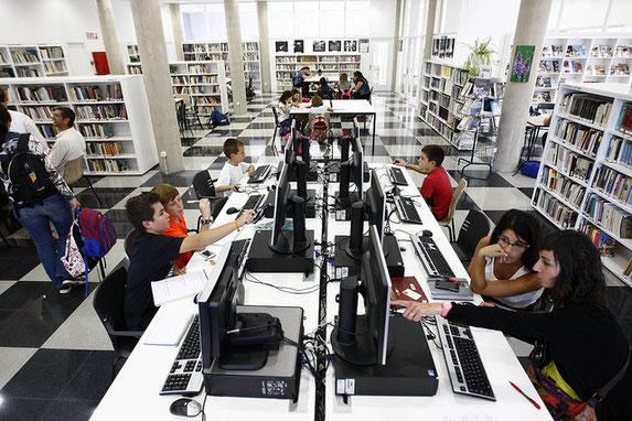 Bibliotheques de Girona