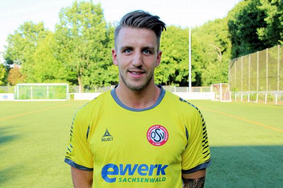 Torwart Thorben Joost ist zurück. Foto: Mathias Merk
