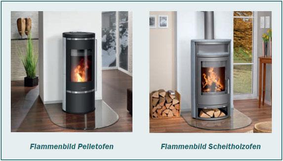 flammenbild oranier heiztechnik gmbh. Black Bedroom Furniture Sets. Home Design Ideas