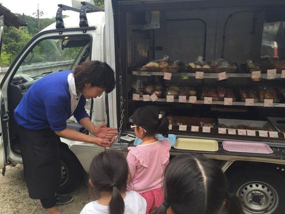 ☆☆初!『ア・ターブルのパン工房』さんが来てくださいました☆☆