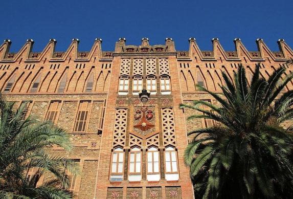 Школа Святой Терезы - малоизвестные работы Антонио Гауди