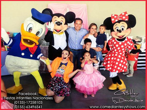 Botargas Mickey Y Mimi 17258103 Guadalajara Imitadores