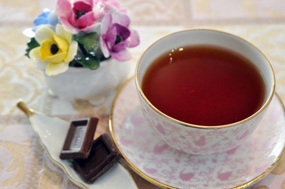 チョコレートに合う美味しい紅茶の研究画像