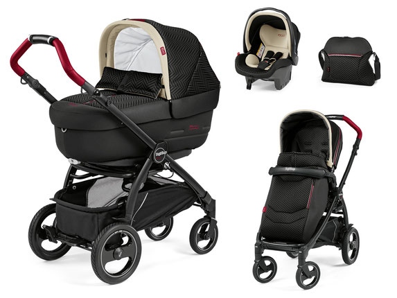 book elite 500 modular kinderwagen system