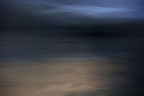 """""""Impression clair de lune"""".   Photographie éditée à 7 exemplaires et 2 épreuvres d'artiste. 2019."""