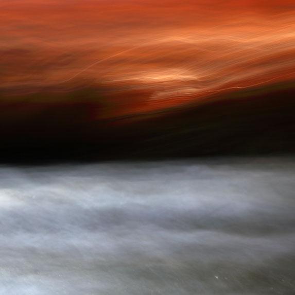 """""""Sur un nuage"""" 2020. Photographie numérique. Tirage unique 100x100 cm, papier hahnemühle."""