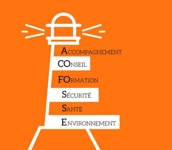 Accompagnement, Conseil, Formation, Sécurité, Santé, Environnement