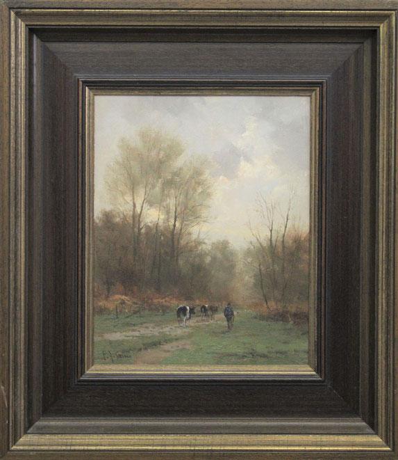 te_koop_aangeboden_een_landschaps_schilderij_van_de_nederlandse_kunstschilder_frits_johan_goosen_1943
