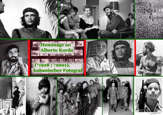Hommage an Alberto Korda