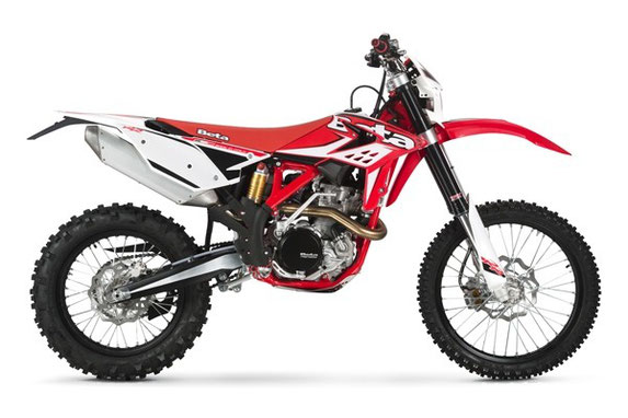 2014 Beta RR Enduro 4T