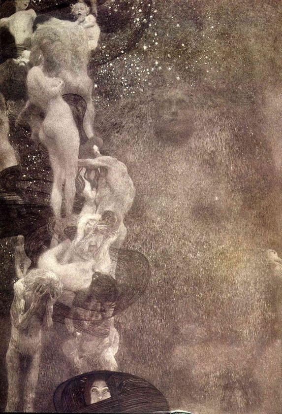 "G. Klimt, ""Filosofia"""