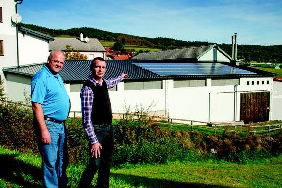 Photovoltaikanlagen von Markus Bayer GmbH