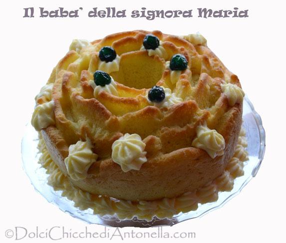babà-dolci-ricette-pasticceria-cake design-la spezia-liguria-www.dolcichicchediantonella.com
