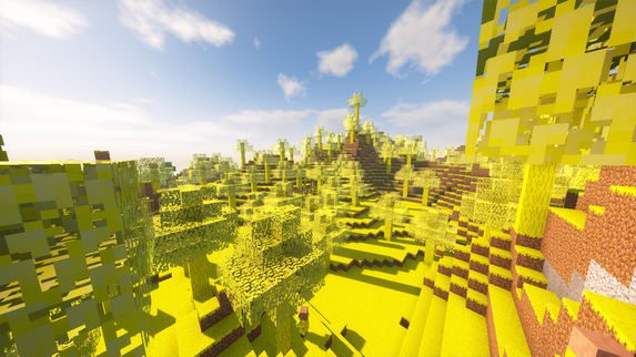 Yellow Biome