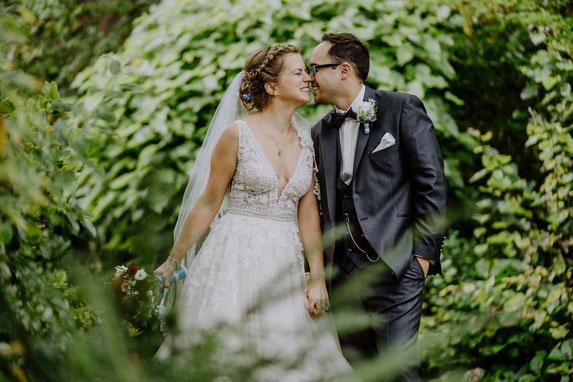 Fotograf einer Hochzeit im Bootshaus Ilmenau in Melbeck
