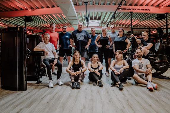 Kundenbilder vom Clever fit Fitnessstudio in Wittenberge