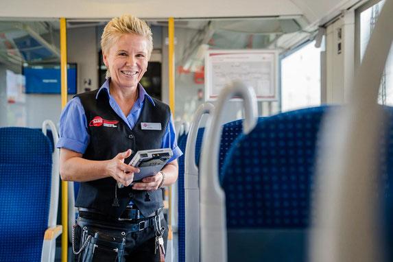 Businessfotos der Hanseatischen Eisenbahn