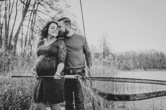 Schwangerschaftsshooting mit Fotograf aus Wittenberge, Prignitz