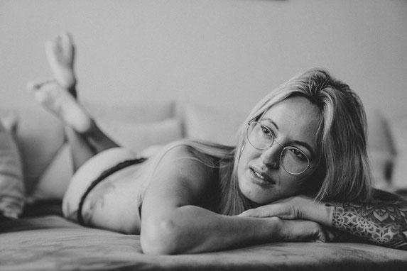Sinnliches erotischen Frauenportrait Fotograf Wittenberge