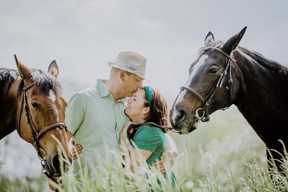 Pferdeshooting mit Fotograf aus Wittenberge