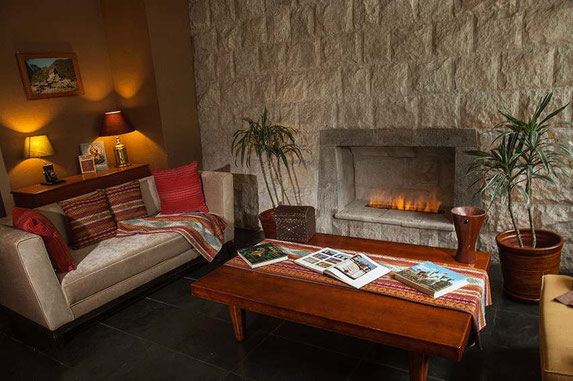 Boutique Hotel in Aguas Calientes bei PERUline
