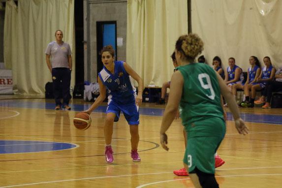Giulia Donadio in azione - Guido Fissolo ph.