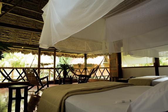 Dschungel Lodge Inkaterra - Puerto Maldonado