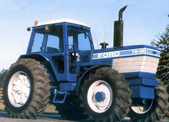FORD TW-35