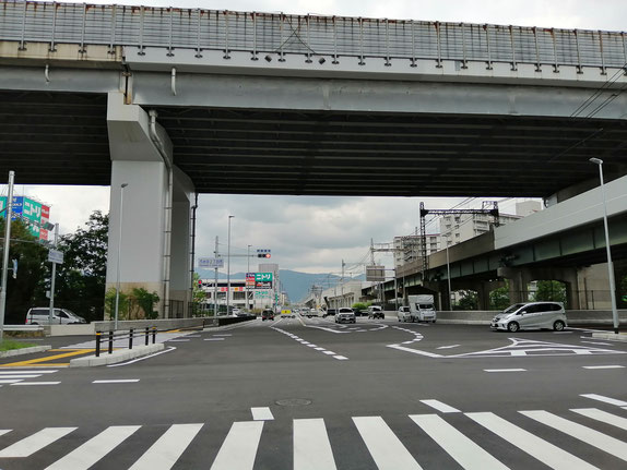 大阪モノレール延伸,イオン東大阪店