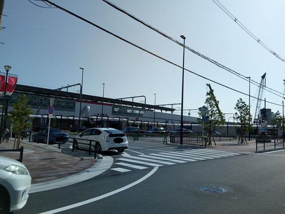近鉄バス発着変更,瓢箪山,東花園,東大阪市