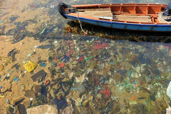 Plastikmüll sammelt sich am Meeresboden