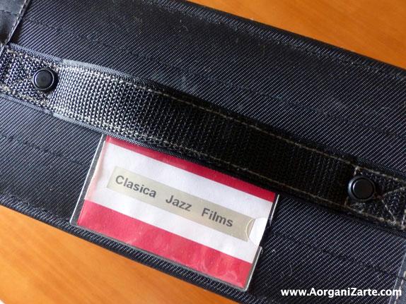 Etiqueta los estuches de los CDs para saber lo que hay dentro - AorganiZarte