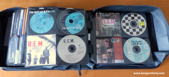 Coloca cada CD con su carátula - AorganiZarte