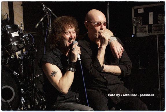 Band Nazareth im Megafon Burscheid