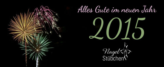 Alles gute im neuen Jahr 2015!