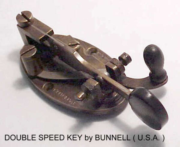 DOUBLE SPEED BUNNELL