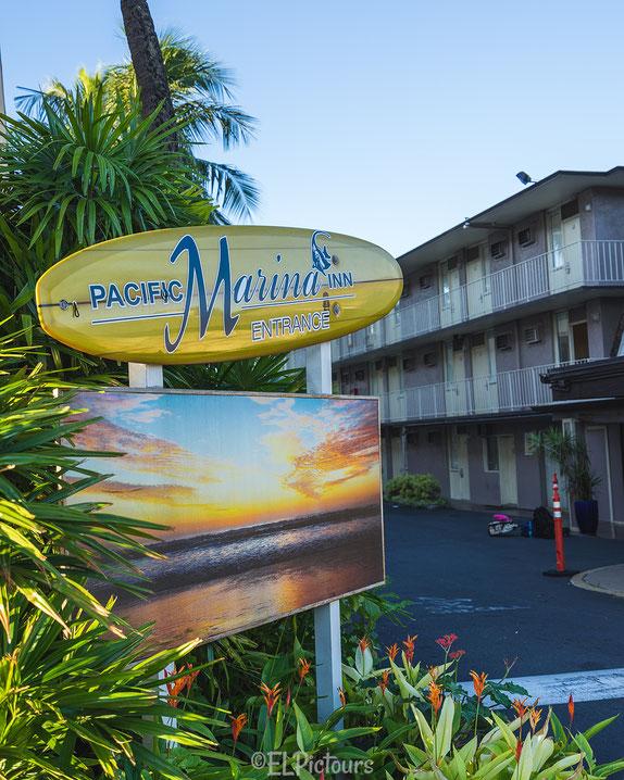 Pacific Marina INN, Honolulu, Oahu, Hawaii