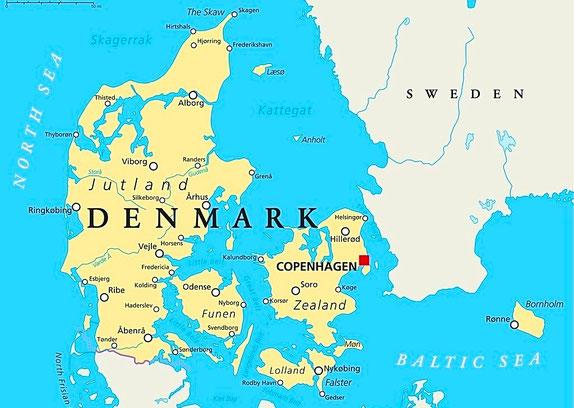 Zeiljachten te huur in Denemarken voor zeilvakanties vanuit Dyvig