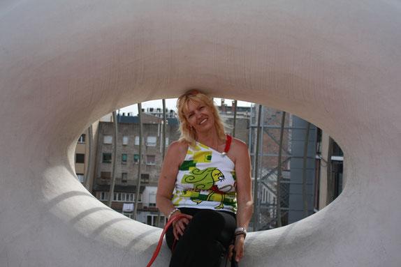 Дом бальо - яркий пример ресайклинга, пионером которого выступил Гауди