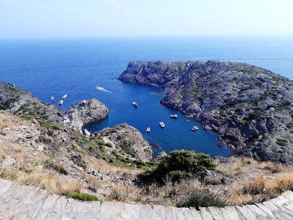 Скалы мыса Креус