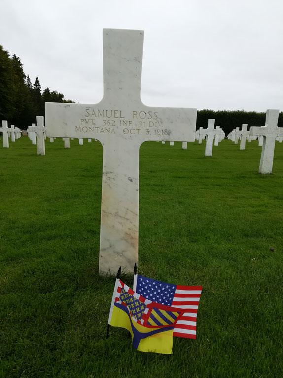 Tombe de Samuel -Samuel's grave - FindaGrave.com